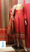 junaid jamshed lawn collection 2012 (11)