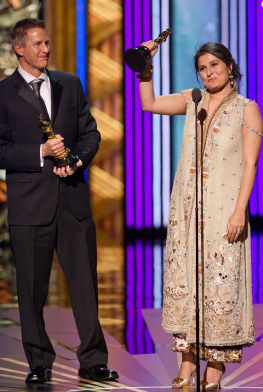 Oscar Winner - Sharmeen Obaid (1)