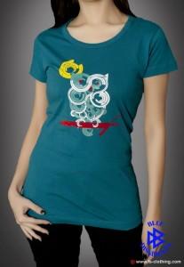 stylish T shirts for girls (11)