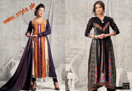 Latest Libas & Riwaj Summer Collection By Shariq Textiles 2012-008