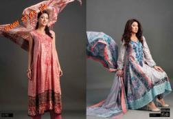 Latest Libas & Riwaj Summer Collection By Shariq Textiles 2012-011