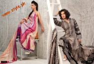 Latestt Libas & Riwaj Lawn Summer Casual Wear Collection By Shariq Textiles 2012-021