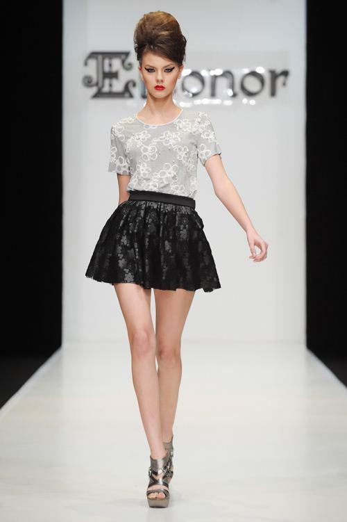 Eleonor Fashion House Fashion Dresses at MBFWR Fall Winter 2012-13 1