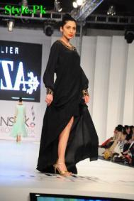 Latest Azza Party Wear Collection 2012 For Summer-007