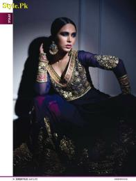 Latest Formal Wear Collection By Mina Hassan 2012-003