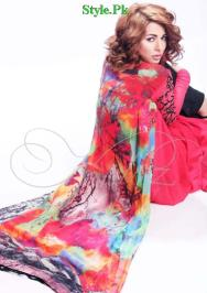 Latest Needlez by Shalimar Party Wear COllection 2012-005