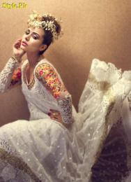 Mina Hassan Latest Party Wear Dresses For Summer 2012-001