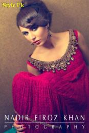 Mina Hassan Latest Party Wear Dresses For Summer 2012-002