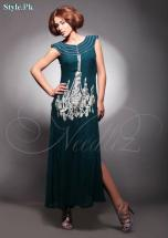 Needlez by Shalimar Latest Party Dresses For Summer 2012-001