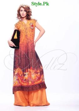 Needlez by Shalimar Stunning Outfits For Summer 2012-002