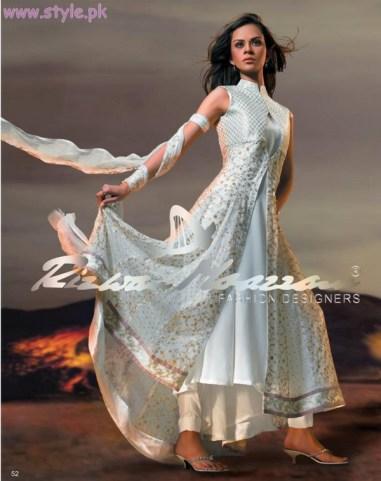 Rizwan Moazzam Summer 2012 Party Dresses For Women 006