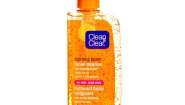 Clean & Clear Morning Burst Facial Cleanser _01