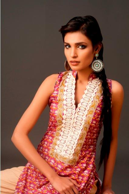 IMAGE lawn for women summer 2012 collection (3)