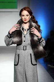 Danilo Gabrielli Fall Winter Collection 2012 at Nolcha Fashion Week New York 2012 3