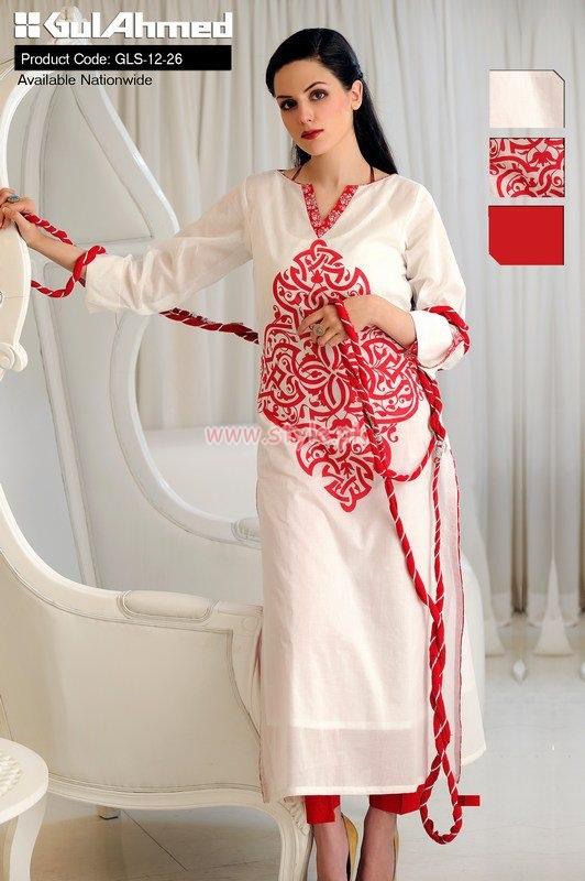 Gul Ahmed Lawn 2012 Limited Edition - GWoman Special (4)