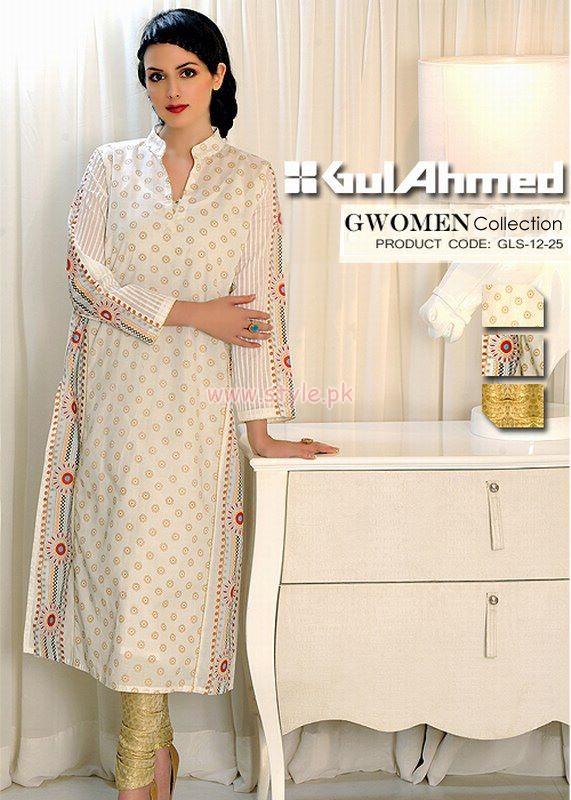 Gul Ahmed Lawn 2012 Limited Edition - GWoman Special (2)
