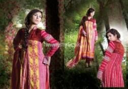 House Of Ittehad Summer 2012 Latest Chiffon Collection 007