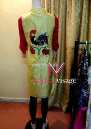 Nadya Visage Latest Casual Wear Collection 2012 001