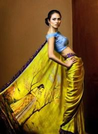 Resham Ghar Sarees Collection 2012 007