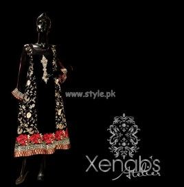 Xenab's Atelier Latest Formal wear Dresses For Women 2012 005