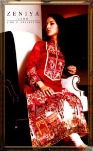 Zeniya Lawn 2012 Line 2 Collection 003