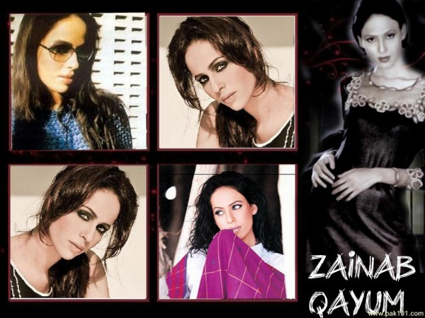 Zainab Qayyum pictures and profile