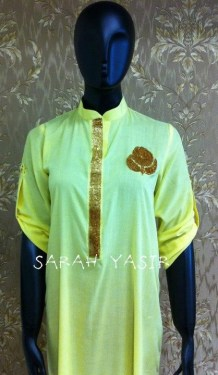 Sarah Yasir 2012 Collection New Designs for Women 005