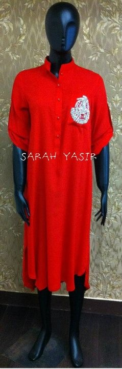 Sarah Yasir 2012 Collection New Designs for Women 012