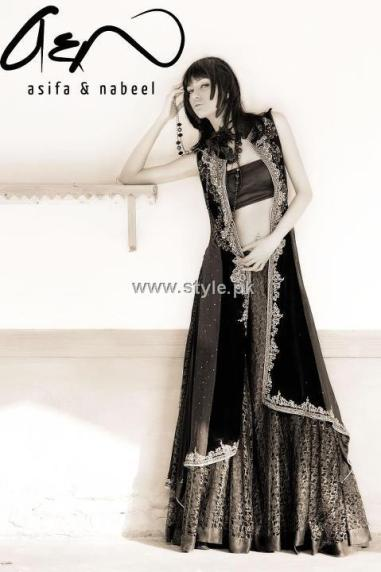 Asifa & Nabeel Formal Wear Collection 2012 New Outfits 008