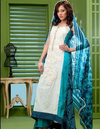 Ayesha-Somaya Mid Summer Lawn Collection For Summer 2012 013