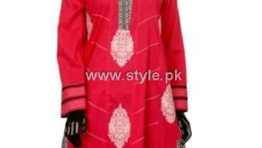 Mausummery Lawn Embroidered Classic Collection 2012