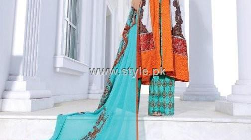 Mehdi Lawn Eid Collection 2012 for Women