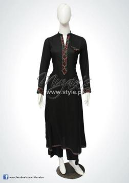 Muzain's Latest Collection 2012 for Women 005