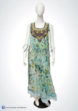 Muzain's Latest Collection 2012 for Women 007