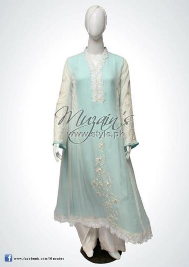 Muzain's Latest Collection 2012 for Women 014
