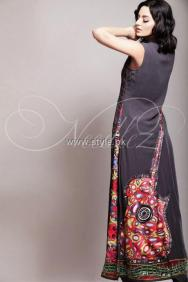 Needlez by Shalimar Semi-Formal Wear Collection 2012 002