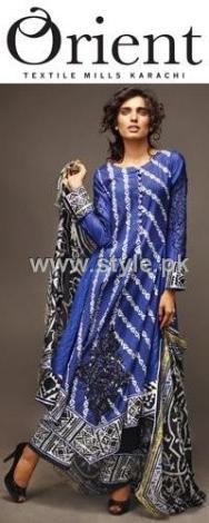 Orient Textiles 2012 Eid Lawn Prints Collection 009