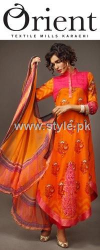 Orient Textiles 2012 Eid Lawn Prints Collection 012