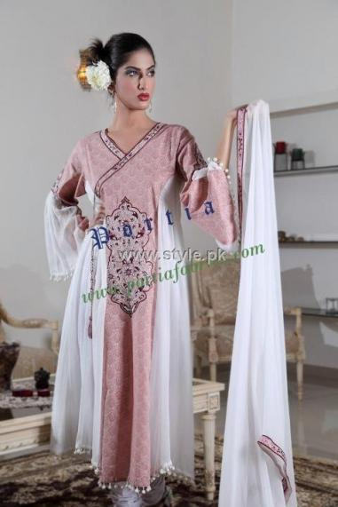 Portia Embroidered Collection 2012 Volume 1 001