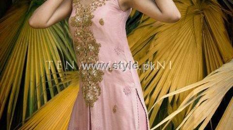 Tena Durrani 2012 New Formal Wear Collection