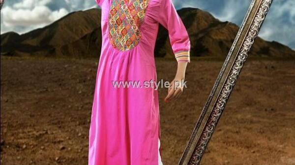 Bonanza New Dresses 2012 for Girls and Women