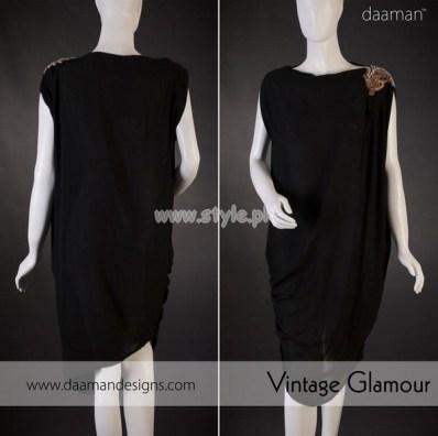 Daaman Latest Eid-Ul-Fitr 2012 Dresses For Girls 008