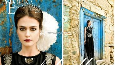 Fahad Hussayn Latest Collection 2012 for Women