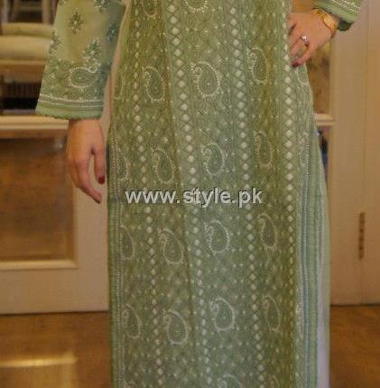 Farida Hasan Lukhnow Kurta Collection 2012 for Women