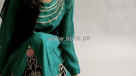 Generation Latest Eid Outfits 2012 for Ladies