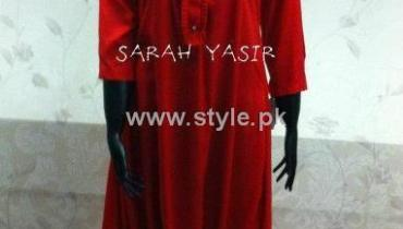 Sarah Yasir Eid Collection 2012 for Women