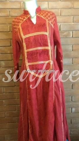 Surface Eid Collection 2012 Dresses for Women 005