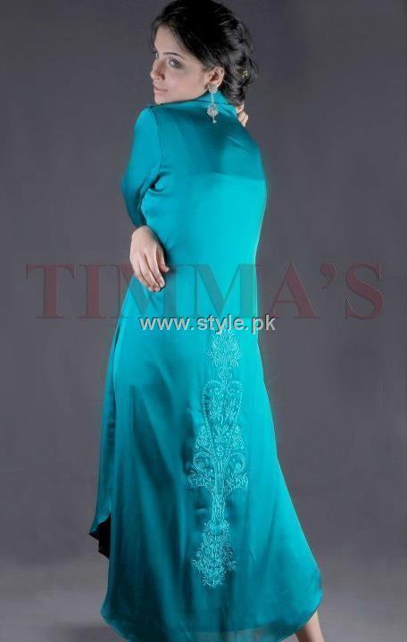 Timma's Eid Collection 2012 by Fatima Irfan