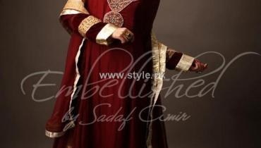 Embellished by Sadaf Amir Fall Collection 2012