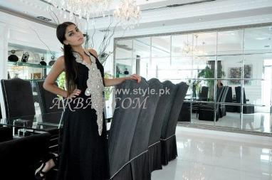 Naureen Arbab Party Wear Collection 2012 008
